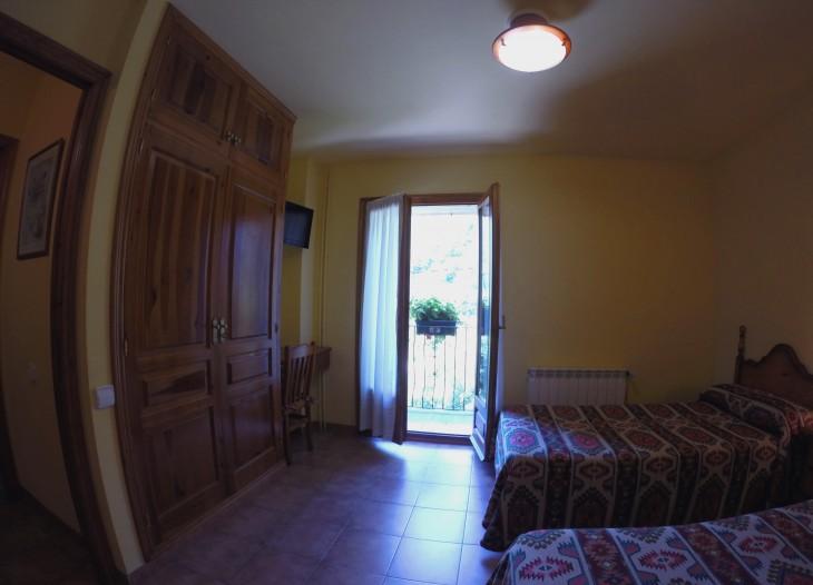 habitació doble I + bany