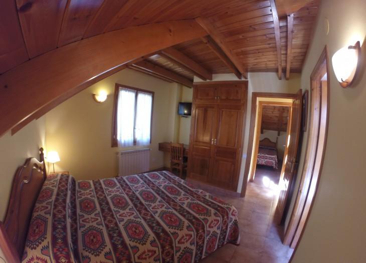habitació matrimoni II + bany