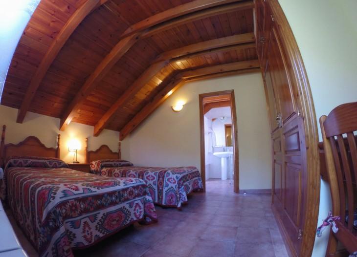 habitació doble II + bany