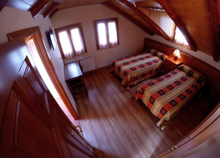 habitació doble + bany