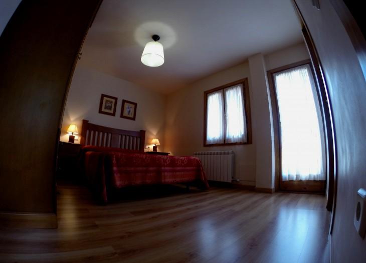 Habitació matrimoni + bany